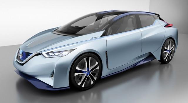 Nissan desarrolla un prototipo del tamaño del LEAF, capaz de alcanzar una autonomía de 550 kilómetros