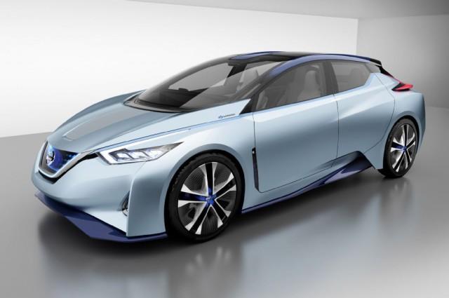 Nissan IDS. Un concepto que puede inspirar a la próxima versión del LEAF
