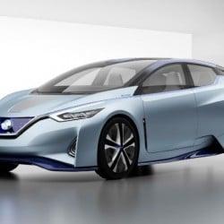Se presenta el Nissan IDS Concept. La visión de futuro del coche inteligente y eléctrico