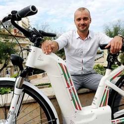 Pragma Alpha. Una bicicleta eléctrica a hidrógeno