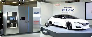 Smart Hidrogen Station