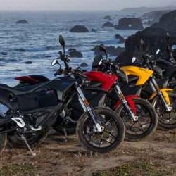 Gama 2016 de Zero Motorcycles. Nuevos modelos, más autonomía, carga más rápida…