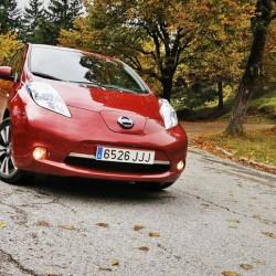 En 2015 un 3% de los Nissan vendidos en Europa han sido eléctricos