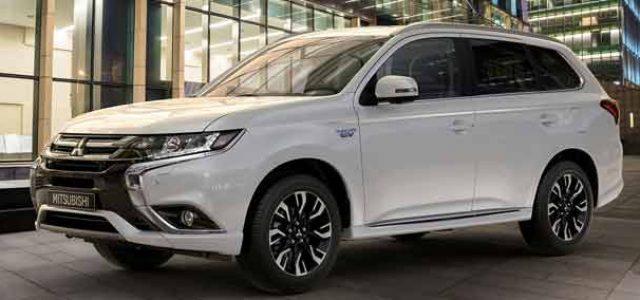 El Mitsubishi Outlander PHEV logra un 33% de cuota de mercado en la gama Outlander en España