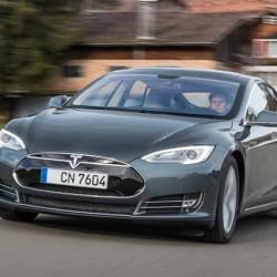 Recargando el Tesla Model S con una central hidroeléctrica…en casa!!!