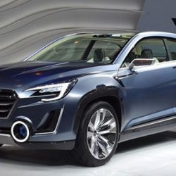 Subaru depende por completo de sus aliados para poder electrificar su gama. Híbrido enchufable en 2018, y eléctrico en 2021