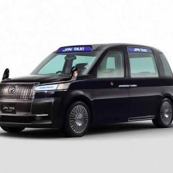 Toyota prepara el taxi del futuro de Japón