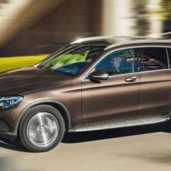 Mercedes GLC a hidrógeno para 2018