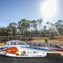 World Solar Challenge. 3.000 kilómetros con coches eléctricos alimentados por energía solar