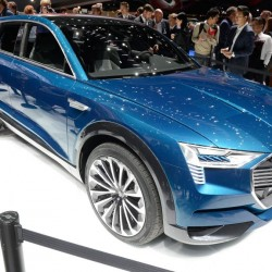 El Audi Q6 H-tron será presentado en Detroit