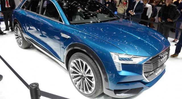 Audi apuesta su experiencia en la fabricación de coches para superar a Tesla