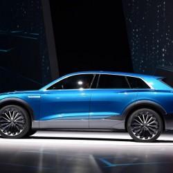 Audi fabricará las baterías del Q6 e-Tron en la planta de Bélgica