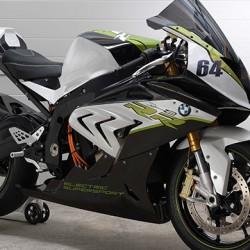 BMW y la Universidad de Múnich presentan la moto eléctrica BMW eRR