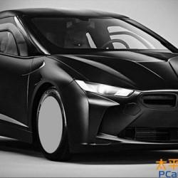 Nuevo render del BMW i5