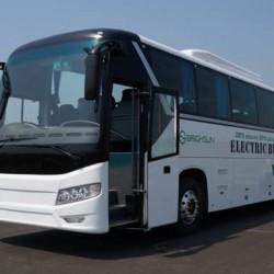 Yuroke. El autobús eléctrico capaz de recorrer 1.000 kilómetros con una carga