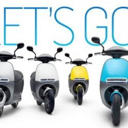 El scooter eléctrico con baterías extraible Gogoro vendrá a Europa
