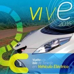 VIVE Tenerife 2015. Vuelta a la isla en coches eléctricos
