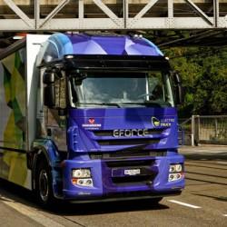 Los camiones eléctricos convencen a las empresas