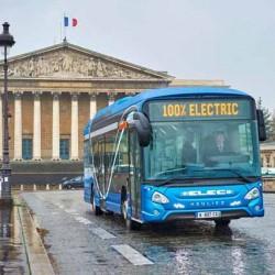 Heuliez GX ELEC. Europa no se quiere descolgar de la carrera por lanzar autobuses eléctricos