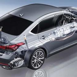 Hyundai desarrolla un sistema de frenada especial para coches eléctricos e híbridos