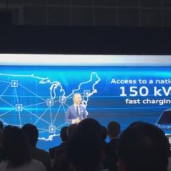Audi Norteamérica confirma que trabaja en una red de recarga de 150 kW