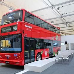 BYD presenta tres autobuses eléctricos en Busworld