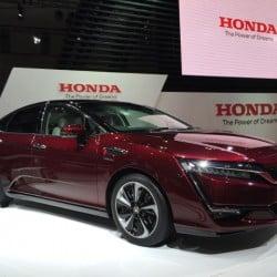 El Honda Clarity eléctrico tendrá sólo 129 kilómetros de autonomía EPA