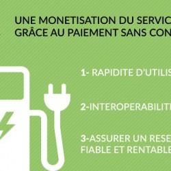 Francia pone en marcha una red de puntos de recarga para coches eléctricos con pago por tarjeta