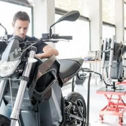 Rieju, Scutum, Torrot y Volta, se unen para desarrollar una moto eléctrica