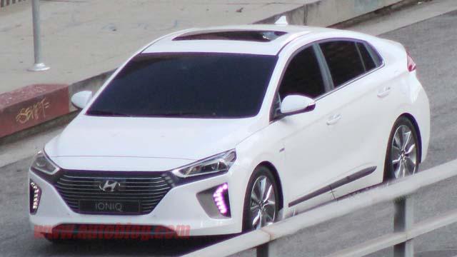 Hyundai-ioniq front