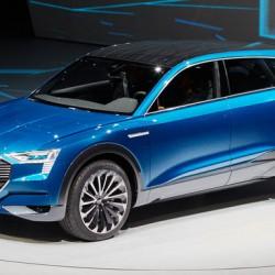 Audi lanzará un nuevo coche eléctrico cada año a partir del 2018