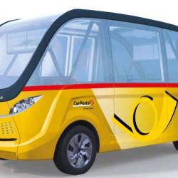 Autobuses autónomos comenzarán pruebas en Suiza el próximo año