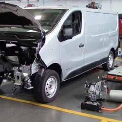 Carwatt. Conversión de vehículos con baterías recicladas