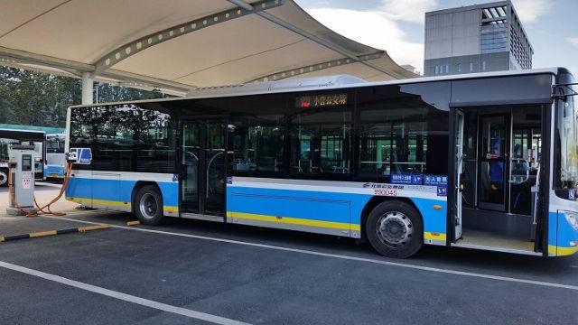 autobuseléctricopekincargadorultrarrapida