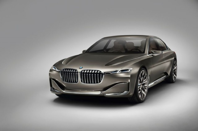 BMW i6 front