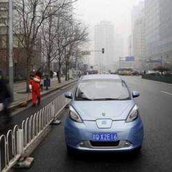 China tiene un plan para el coche eléctrico, aunque también algunos problemas