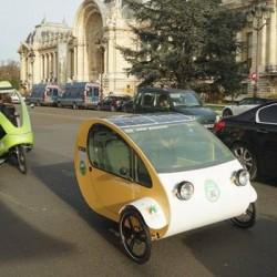 Ya está a la venta el Evovelo Mö. El triciclo eléctrico y solar fabricado en España