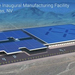 Faraday Future selecciona constructor para levantar su fábrica de Nevada