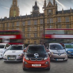 Reino Unido registra en 2017 un interés sin precedentes en el coche eléctrico