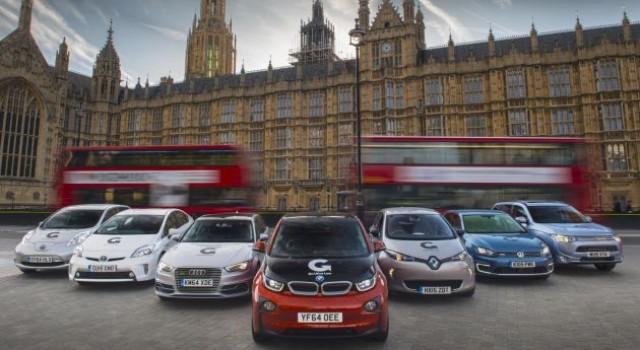 El gobierno de Reino Unido invierte 100 millones de libras en el desarrollo de baterías para coches eléctricos