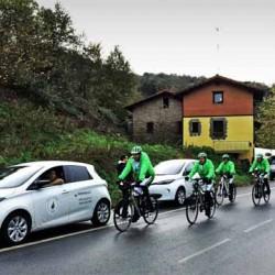 Just2Challenge. De Bilbao a París en bicicleta eléctrica