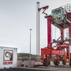 Kalmar. La recarga rápida llega a la carga de contenedores