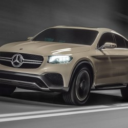 Mercedes ELC. Un nuevo contendiente en el segmento de los todocaminos eléctricos que llegará en 2018