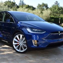 La buena acogida del Tesla Model X podría disparar el valor en bolsa del fabricante norteamericano