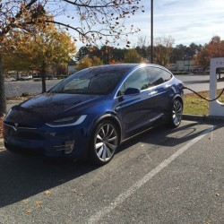 Primeras experiencias de los propietarios del Tesla Model X