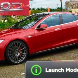 """Tesla confirma que limita la potencia de sus coches después de muchas aceleraciones con el """"Launch Mode"""""""