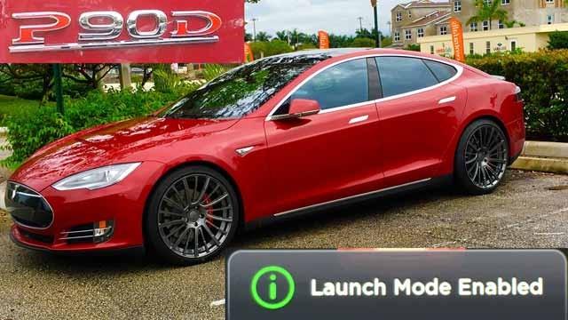 tesla-p90d-launch-mode-testing