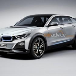 Nuevo render del BMW i5 ¿Será un todocamino?