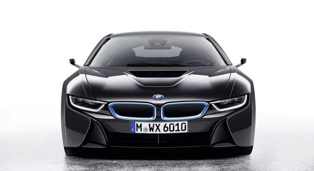 Una actualización del BMW i8 traerá más potencia y autonomía