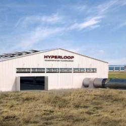 Hyperloop comienza a instalar su primer trazado de pruebas